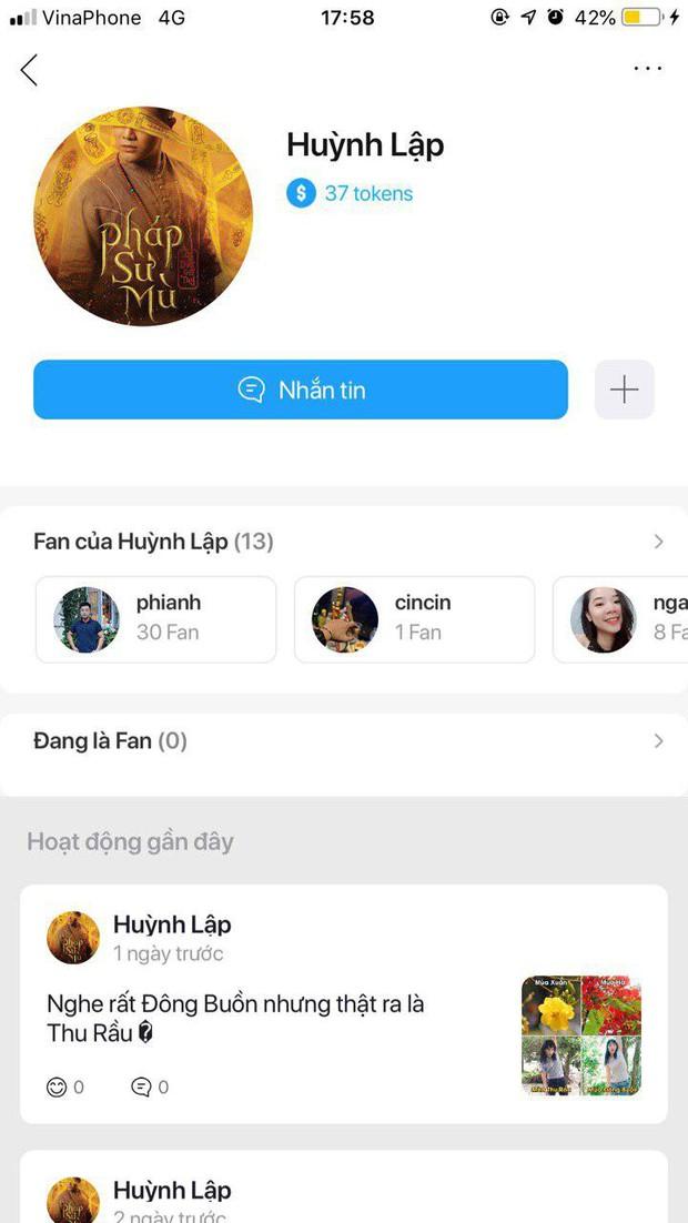 Ưng Hoàng Phúc, Jack, Huỳnh Lập cùng dàn sao Việt hào hứng chia sẻ những bài đăng mới nhất lên MXH Lotus - Ảnh 4.