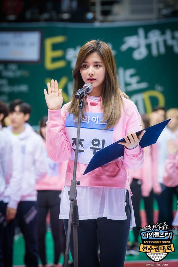 Đến hẹn lại lên, Tzuyu (TWICE) tiếp tục gây sốt nhờ nhan sắc và tài bắn cung tại đại hội thể thao Idol - Ảnh 5.