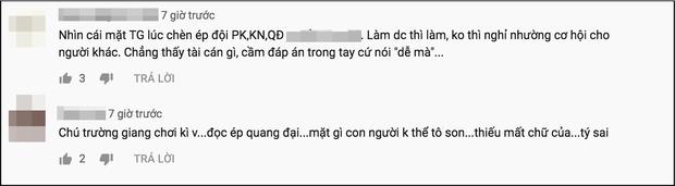 Đây là phản ứng gay gắt của netizen trước thái độ khó chịu, cố ý đọc sai của Trường Giang trong Nhanh như chớp - Ảnh 4.