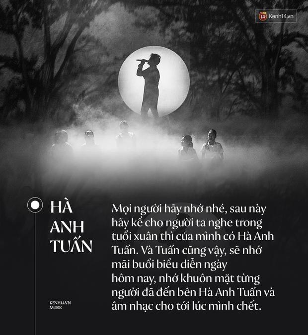 Hai trang Truyện ngắn Hà Anh Tuấn kể tại Hội An: Cảm xúc thăng hoa, âm nhạc bùng nổ dưới ánh trăng sáng nhất và dư âm còn hơn thế nữa - Ảnh 14.