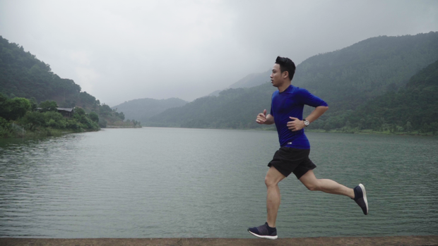 Hóa ra Hoa hậu Việt Nam Thu Thủy duy trì nhan sắc trẻ trung, vóc dáng khỏe mạnh là nhờ chạy bộ! - Ảnh 4.