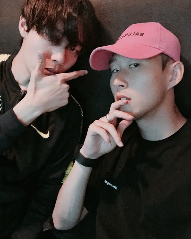 Cầu thủ dính tin hẹn hò Jisoo (BLACKPINK): Siêu giàu, thân với Park Seo Joon, từng hẹn hò 2 idol Kpop ngực khủng - Ảnh 10.