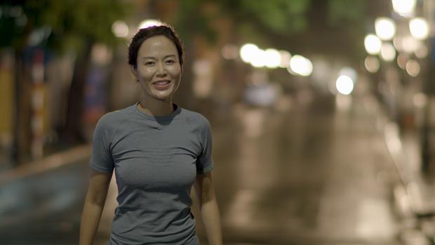 Hóa ra Hoa hậu Việt Nam Thu Thủy duy trì nhan sắc trẻ trung, vóc dáng khỏe mạnh là nhờ chạy bộ! - Ảnh 2.