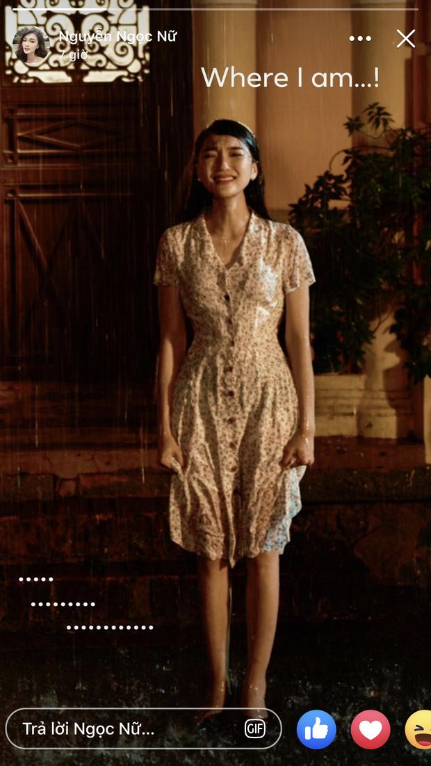 Văn Đức chính thức khoe ảnh bạn gái, Ngọc Nữ đăng story đứng khóc dưới mưa cùng câu hỏi: Em đang ở đâu? - Ảnh 2.