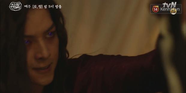 Arthdal Niên Sử Kí tập 15: Kinh hoàng với trận đại thảm sát, Kim Ji Won suýt chết thảm 3 lần nếu không có Song Joong Ki! - Ảnh 2.