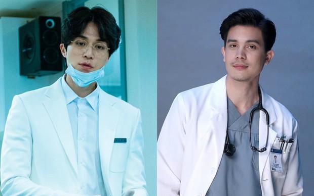2 bác sĩ hot nhất màn ảnh châu Á: Lee Dong Wook đáng sợ nhưng thua xa Sunny (Yêu Chàng Cấp Cứu) ở điểm này - Ảnh 1.