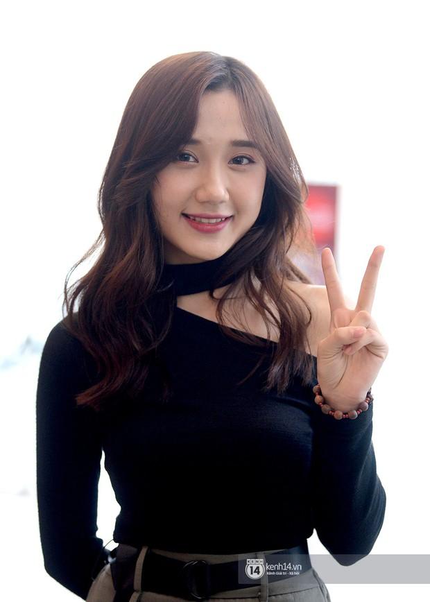 Ngắm trọn bộ nhan sắc xinh đẹp, dễ thương của cô giáo Mina Young trong ngày chung kết VCS mùa Hè - Ảnh 3.