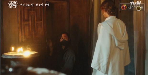 Arthdal Niên Sử Kí tập 15: Kinh hoàng với trận đại thảm sát, Kim Ji Won suýt chết thảm 3 lần nếu không có Song Joong Ki! - Ảnh 10.