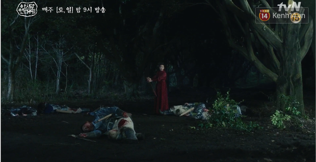 Arthdal Niên Sử Kí tập 15: Kinh hoàng với trận đại thảm sát, Kim Ji Won suýt chết thảm 3 lần nếu không có Song Joong Ki! - Ảnh 5.
