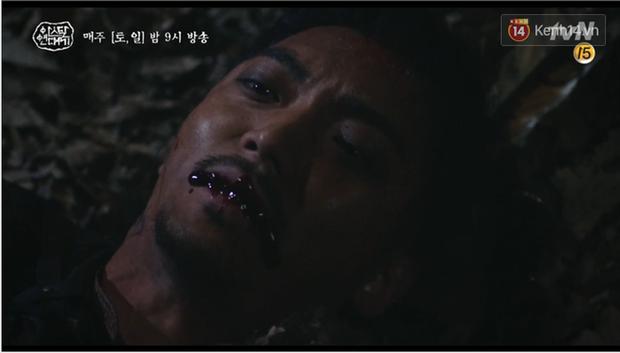 Arthdal Niên Sử Kí tập 15: Kinh hoàng với trận đại thảm sát, Kim Ji Won suýt chết thảm 3 lần nếu không có Song Joong Ki! - Ảnh 16.