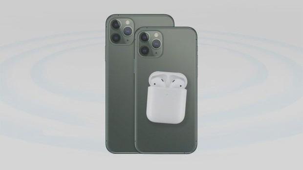 iPhone 11 có thể sạc ngược nhưng dường như Apple đã vô hiệu hóa tính năng đó - Ảnh 1.