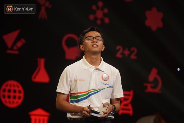 Nắm giữ đến 3 trong 4 kỷ lục Olympia 2019, Nguyễn Bá Vinh tiếc nuối khi không giành chiến thắng tại trận chung kết năm - Ảnh 3.