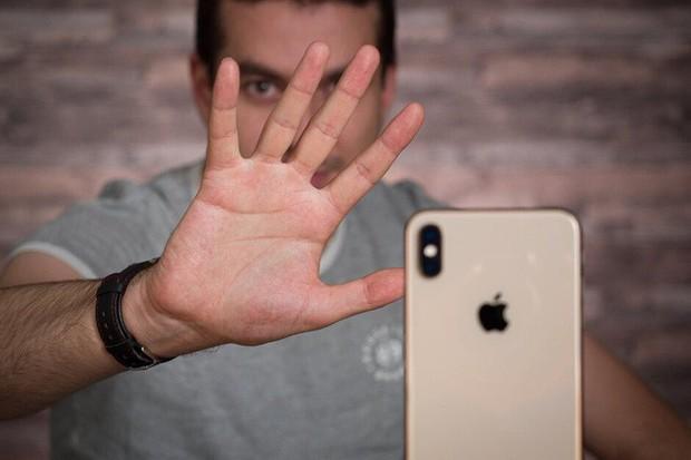 iPhone tương lai sẽ có công nghệ mở khoá quét lòng bàn tay, thay thế Face ID và Touch ID? - Ảnh 1.
