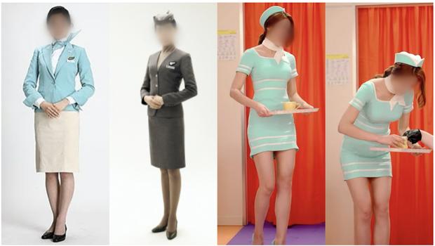 AOA liệu có đáng bị chỉ trích khi sexy hóa đồng phục của nhiều ngành nghề? - Ảnh 1.