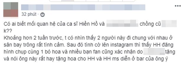Sau Bùi Anh Tuấn, Hiền Hồ lại bị soi bằng chứng hẹn hò với chồng cũ của DJ Tít? - Ảnh 2.