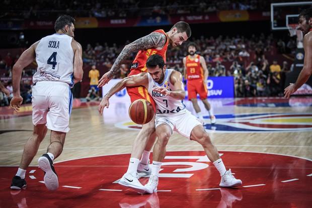 Chấm dứt câu chuyện cổ tích của Argentina, Tây Ban Nha lần thứ 2 chạm tay vào cúp vô địch FIBA World Cup 2019 - Ảnh 2.