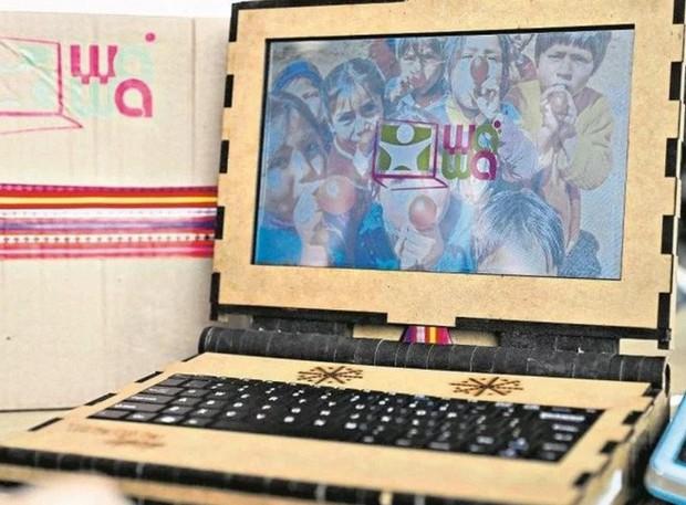 Đi tìm nguồn gốc những chiếc laptop bọc gỗ có một không hai, bền bỉ từ thời tiểu học đến đại học - Ảnh 3.