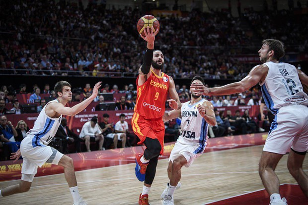 Chấm dứt câu chuyện cổ tích của Argentina, Tây Ban Nha lần thứ 2 chạm tay vào cúp vô địch FIBA World Cup 2019 - Ảnh 4.