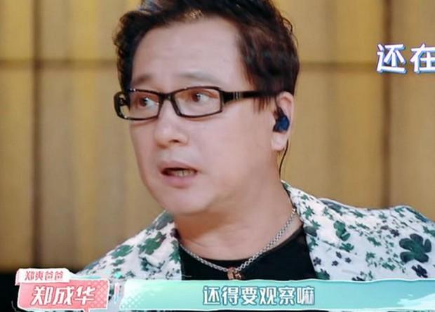 Nguồn tin thân cận tiết lộ thái độ thực sự của bố Trịnh Sảng dành cho con rể CEO rởm khiến netizen bất ngờ - Ảnh 3.