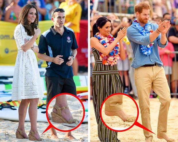 8 lần những quy tắc vàng của Hoàng gia Anh bị cặp đôi nổi loạn Harry và Meghan phá vỡ - Ảnh 6.