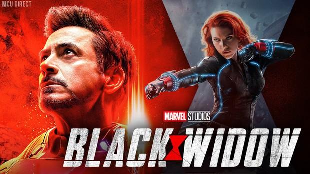 Rộ tin Iron Man đội mồ sống dậy ở phim riêng Black Widow, tiết lộ có vai trò không thể thiếu với Scarlett Johansson? - Ảnh 2.