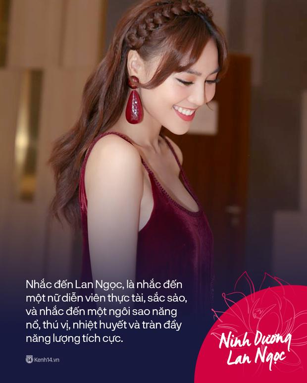 """Nếu có một ngôi sao Việt khiến ai cũng """"mê mẩn"""" vì dễ gần, dễ mến, dễ thương, thì đó chính là Ninh Dương Lan Ngọc - Ảnh 2."""