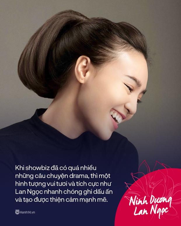 """Nếu có một ngôi sao Việt khiến ai cũng """"mê mẩn"""" vì dễ gần, dễ mến, dễ thương, thì đó chính là Ninh Dương Lan Ngọc - Ảnh 3."""