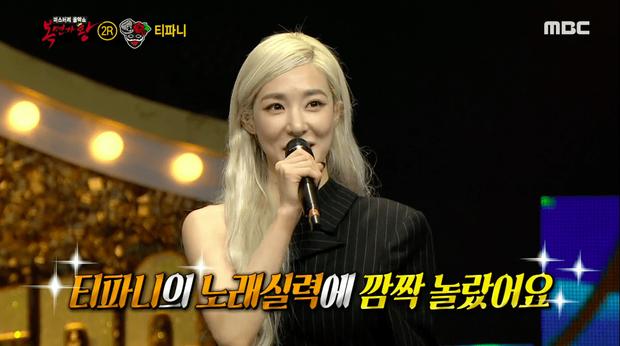 Lộ diện trên show hát mặt nạ, Tiffany khiến fan ấm lòng khi nói: Bây giờ, sau này, mãi mãi là SNSD! - Ảnh 2.