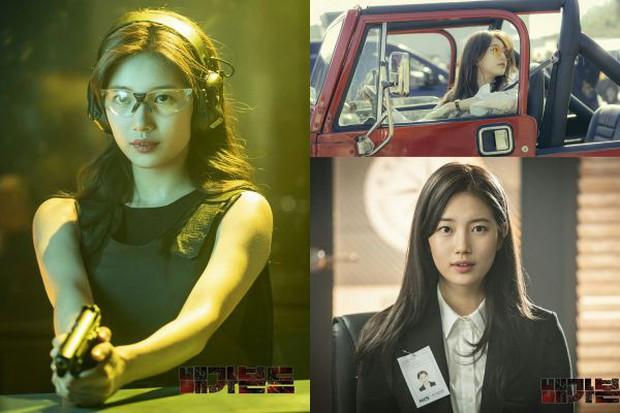 Chất chơi như Lee Seung Gi ở bom tấn hành động Vagabond: Nhuộm tóc vàng hoe ăn diện như idol Kpop? - Ảnh 7.