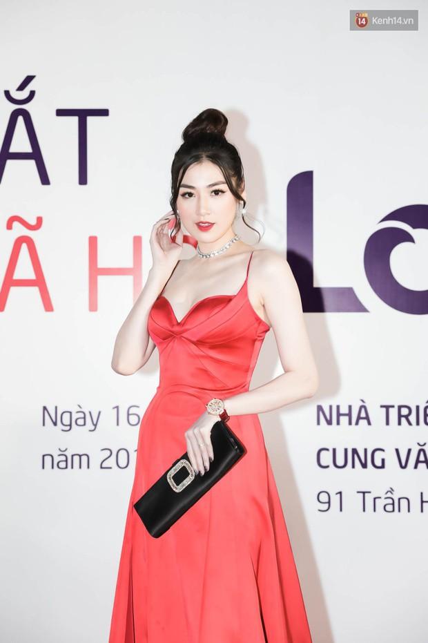Hiếm khi nhiều Hoa hậu, Á hậu đình đám lại hội tụ hết ở một sự kiện thảm đỏ và màn đọ sắc cùng khung hình còn đỉnh hơn - Ảnh 10.