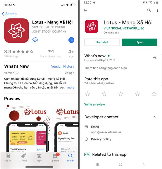 Cài trước app Lotus để xem livestream Lễ ra mắt Mạng xã hội Lotus - sự kiện siêu hot sắp diễn ra! - Ảnh 3.