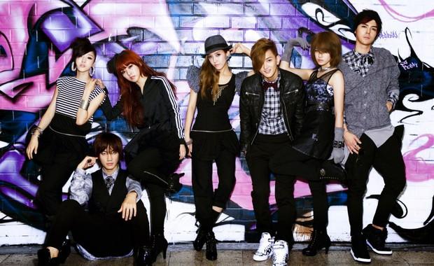 Tròn 10 năm trước, bản hit huyền thoại mà fan Kpop nhiều thế hệ đều nằm lòng của T-ara và Supernova chính thức ra đời - Ảnh 2.