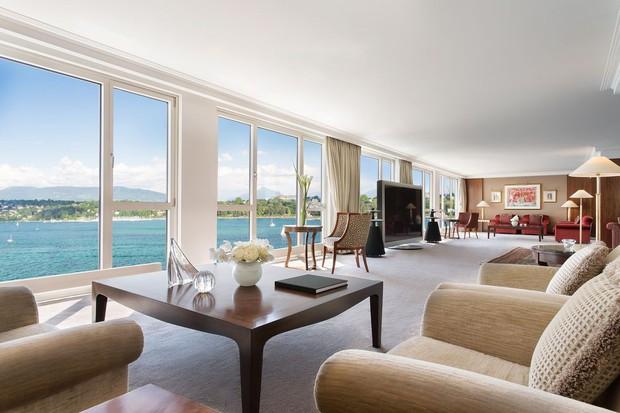 Dám cá bạn sẽ không tưởng tượng nổi những gì có trong phòng khách sạn đắt nhất thế giới, giá gần 2 tỷ/đêm đâu! - Ảnh 1.