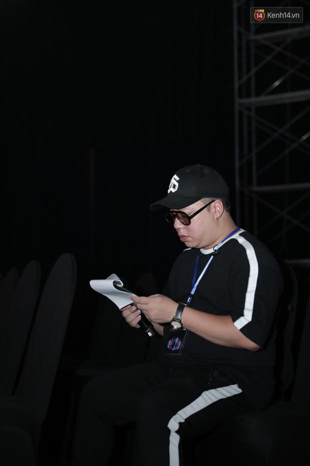 Trước giờ G, Quang Hải, Lan Ngọc xuất hiện rạng rỡ, Rhymastic sẵn sàng mang ca khúc mới khuấy động lễ ra mắt MXH Lotus! - Ảnh 8.