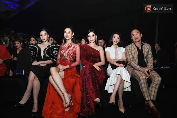 Hiếm khi nhiều Hoa hậu, Á hậu đình đám lại hội tụ hết ở một sự kiện thảm đỏ và màn đọ sắc cùng khung hình còn đỉnh hơn - Ảnh 12.
