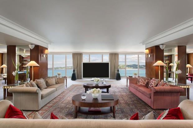 Dám cá bạn sẽ không tưởng tượng nổi những gì có trong phòng khách sạn đắt nhất thế giới, giá gần 2 tỷ/đêm đâu! - Ảnh 4.