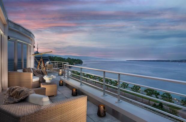 Dám cá bạn sẽ không tưởng tượng nổi những gì có trong phòng khách sạn đắt nhất thế giới, giá gần 2 tỷ/đêm đâu! - Ảnh 6.