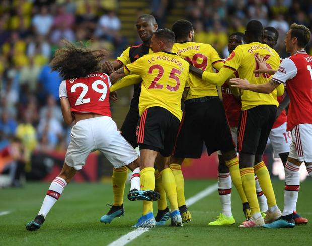 Cầu thủ Arsenal gáy sớm cực khét để rồi nhận lại cái kết đắng - Ảnh 2.