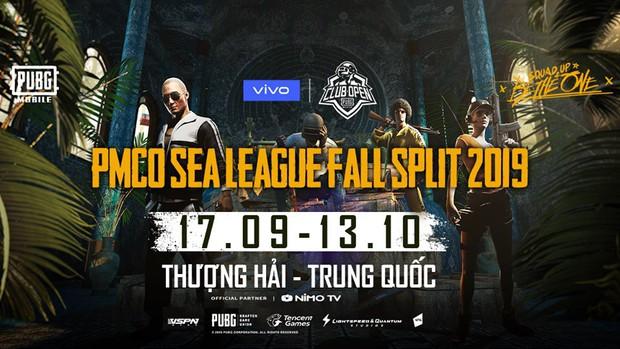 Tất cả thông tin cần biết về PMCO SEA League mùa Thu - Giải đấu hứa hẹn đưa PUBG Mobile Việt vươn tầm quốc tế - Ảnh 1.