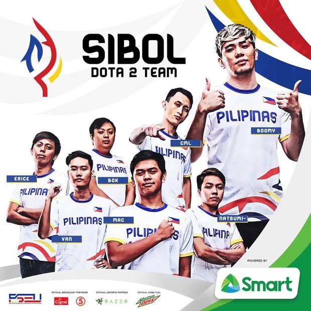 Tin vui cho tuyển Dota2 Việt - Ứng viên vô địch Philippines chốt danh sách dự SEA Games với toàn những cái tên xa lạ - Ảnh 2.