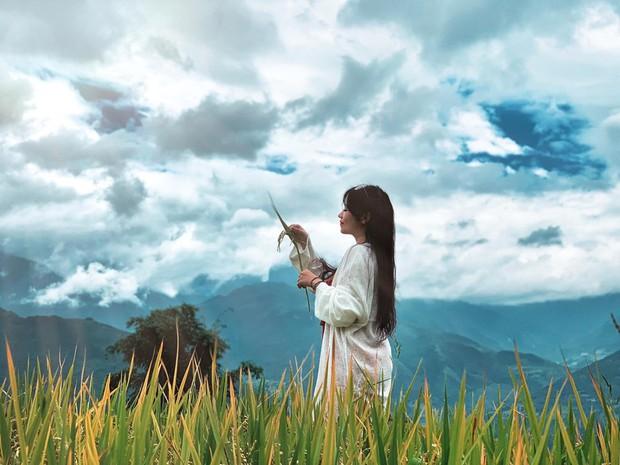 Bộ ảnh du lịch Y Tý vào mùa lúa chín của bà mẹ một con được dân tình khen nức nở, nhiều người còn lầm tưởng là ảnh ghép! - Ảnh 7.