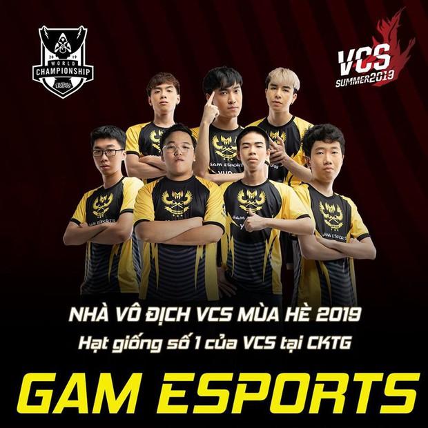 GAM Esports thiết lập vô số kỷ lục sau chức vô địch VCS mùa Hè - Xứng danh anh cả Liên Minh Việt! - Ảnh 2.