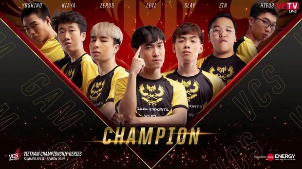 GAM Esports thiết lập vô số kỷ lục sau chức vô địch VCS mùa Hè - Xứng danh anh cả Liên Minh Việt! - Ảnh 1.