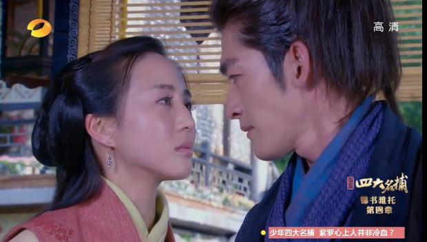 Trương Hàn 2 lần nên duyên màn ảnh cùng Trương Quân Ninh: Đẹp đôi thế này không bị đồn cưới nhau cũng uổng! - Ảnh 7.