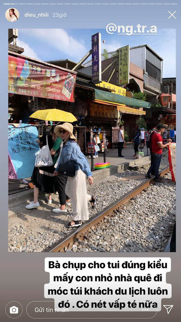 """Từ Việt sang Hàn, ai cũng mong đi du lịch có được người bạn chụp ảnh có tâm, sẵn sàng """"lăn xả"""" như Chi Pu - Diệu Nhi và Lisa - Rosé (BLACKPINK) - Ảnh 11."""