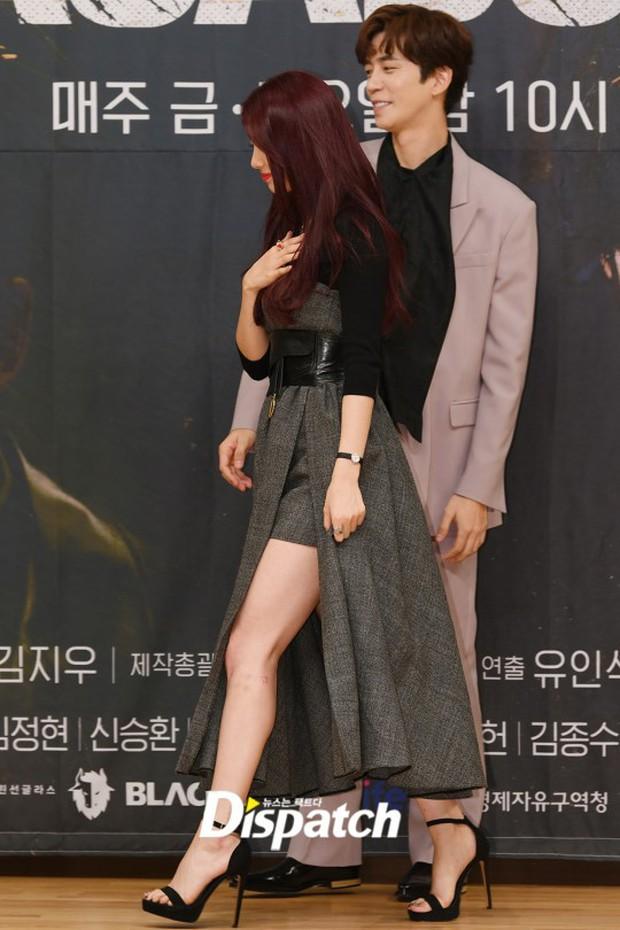 Lee Seung Gi trở lại bảnh bao xuất sắc tại sự kiện, Suzy gây choáng vì mặt phì nhiêu nhưng sao vẫn xinh thế này? - Ảnh 7.