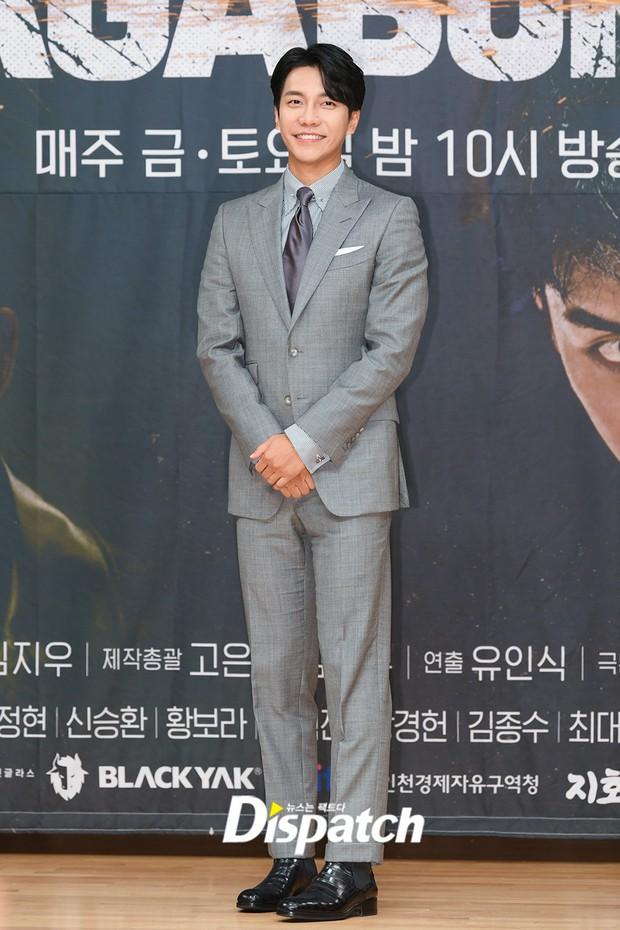 Lee Seung Gi trở lại bảnh bao xuất sắc tại sự kiện, Suzy gây choáng vì mặt phì nhiêu nhưng sao vẫn xinh thế này? - Ảnh 2.