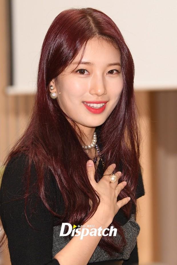Lee Seung Gi trở lại bảnh bao xuất sắc tại sự kiện, Suzy gây choáng vì mặt phì nhiêu nhưng sao vẫn xinh thế này? - Ảnh 4.