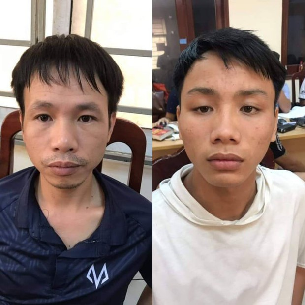 Tìm ra hai cổ động viên Nam Định đốt pháo sáng, đánh cảnh sát cơ động nhập viện ở sân Hàng Đẫy - Ảnh 2.