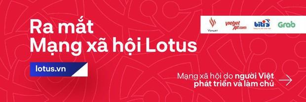 Mạng xã hội Lotus - mạng xã hội dành cho người Việt chính thức đi vào hoạt động! - Ảnh 1.